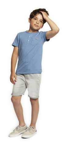 Top - Dex Kids Short Sleeve Crew Neck Top