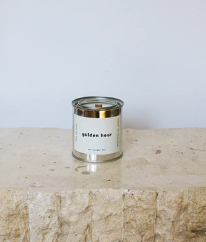 Gift - Mala The Brand Golden Hour Candle