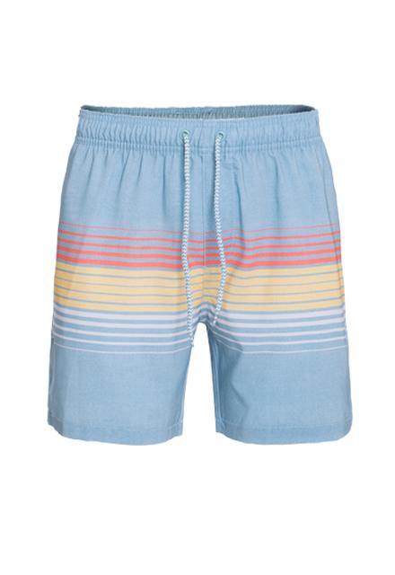 Shorts - Drawstring Elastic Beach Shorts