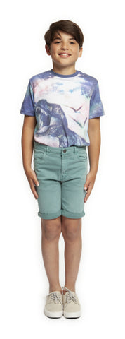 Shorts - Dex Kids Denim Shorts