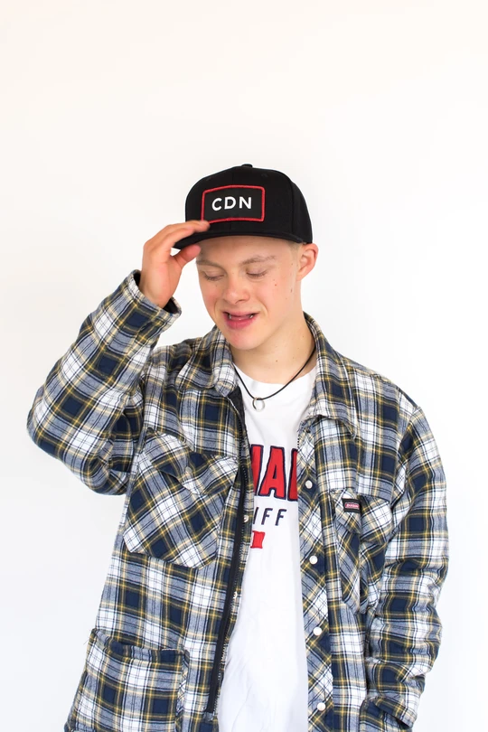 Accessory - CDN Classic Youth Snapback