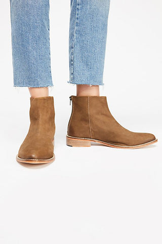 Footwear - Free People Century Flat Boot