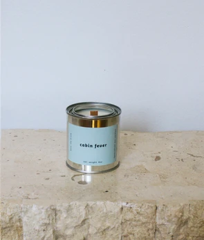 Gift - Mala The Brand Cabin Fever Candle