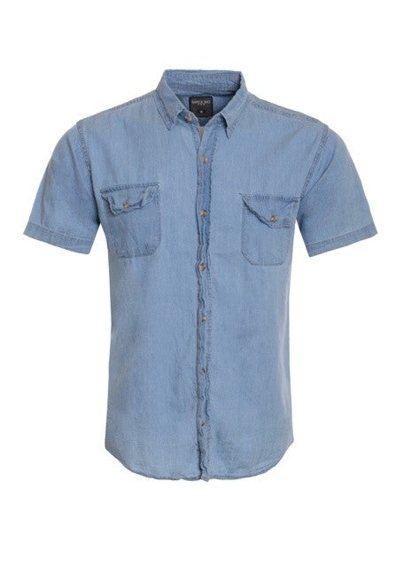 Top - Fine Lightweight Denim Shirt