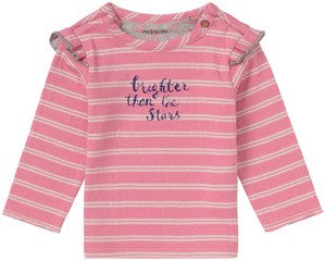 Top - Noppies Kids Long Sleeve Houlton Tee