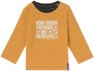 Top - Noppies Kids Long Sleeve Isolotto Tee