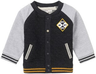 Top - Noppies Kids Itens Reversible Cardigan