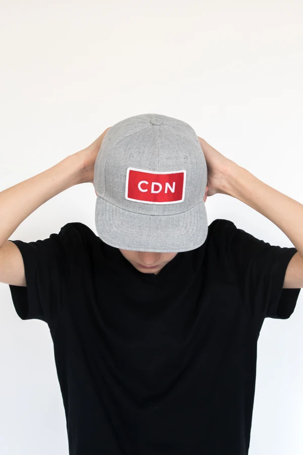 Accessory - CDN Heritage Youth Snapback
