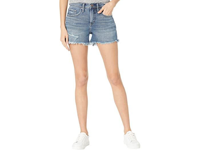 Shorts - Silver Jeans Not Your Boyfriend's High Rise Shorts