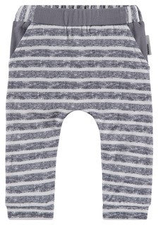 Pants -  Noppies Organic Kids Unisex Kannapolis Stripe Pants
