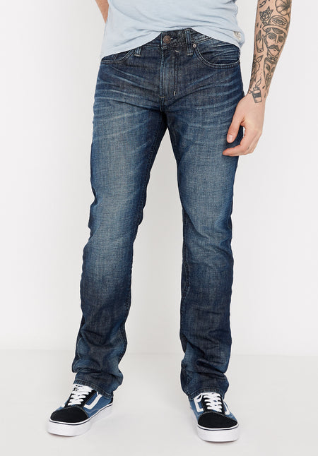Pants - Buffalo Evan X Slim Straight Jeans