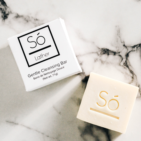Bath & Beauty - So Luxury Lather Gentle Cleansing Bar
