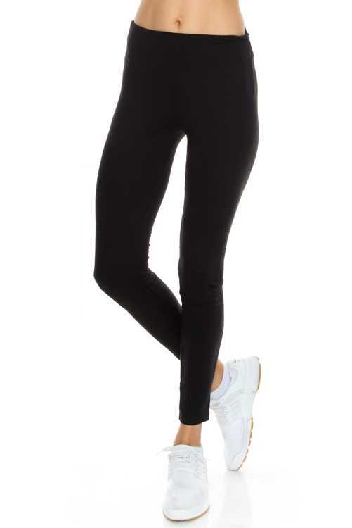 Pants - Solid Basic Leggings