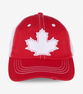 Accessory - Hatley Kids Maple Leaf Baseball Cap