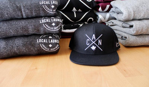 Accessory - Local Laundry CAN Snapback Hat