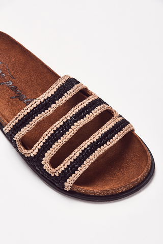 Footwear - Free People Crete Footbed Sandals