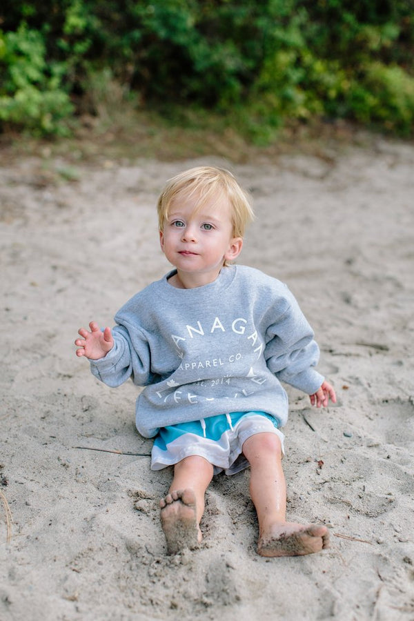 Top - Okanagan Lifestyle Youth 'Classic' Crewneck