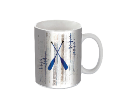 Gift - Northern Home Accents Paddle Mug