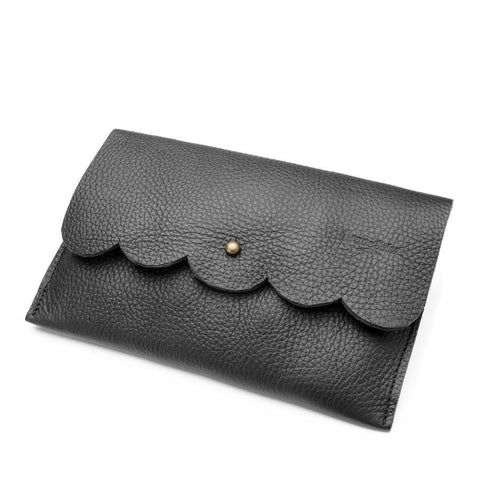 Accessory - Brave Soles Paola Leather Clutch