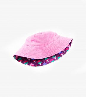 Accessory - Hatley Kids Ice Cream Treats Reversible Sun Hat