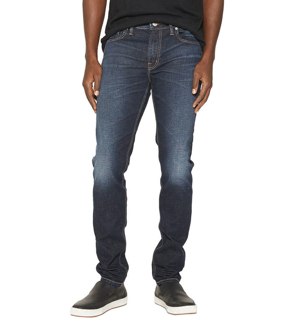 Pants - Silver Jeans Taavi Men's Indigo Denim Jeans