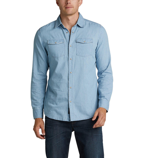 Top - Silver Jeans Calden Button Down Shirt