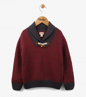 Sweater - Hatley Kids Toggle Sweater
