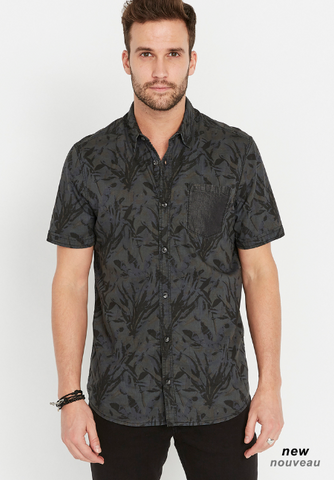Top - Buffalo Jeans Soxol Floral Shirt