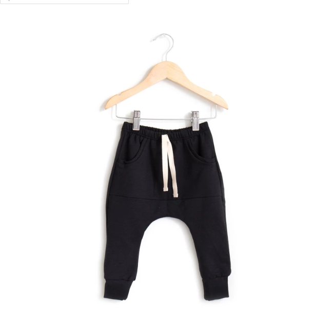 Pants - Posh & Cozy Kids Pocket Jogger