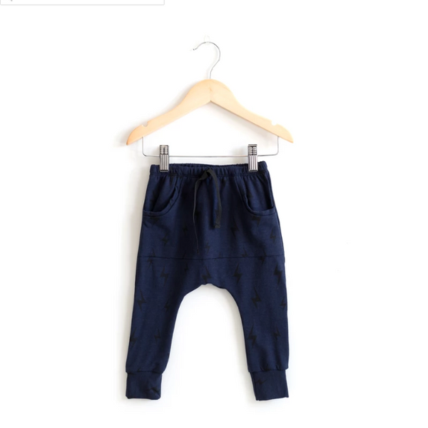 Pants - Posh & Cozy Kids Bolt Pocket Jogger