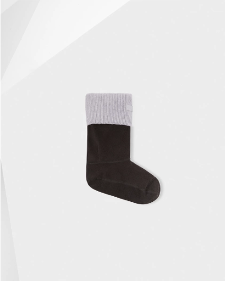 Footwear - Hunter Women's Original Rib Cuff Short Boot Socks