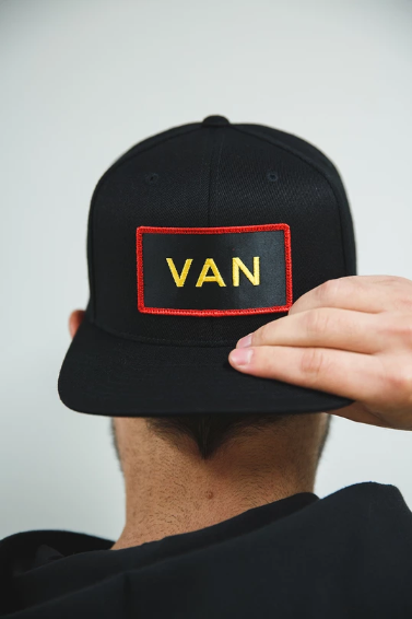 Accessory - CDN VAN Retro Snapback