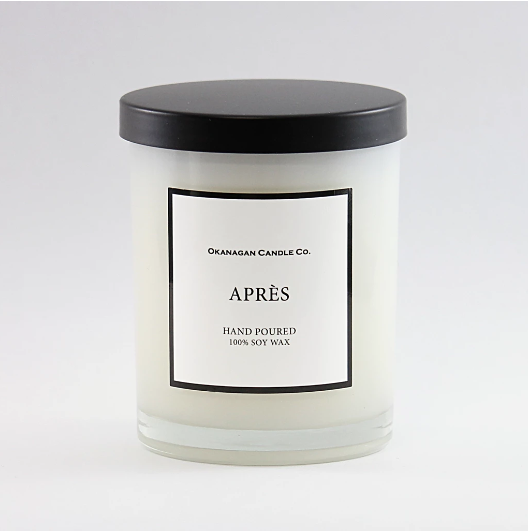 Gift - Okanagan Candle Co. - Apres Candle
