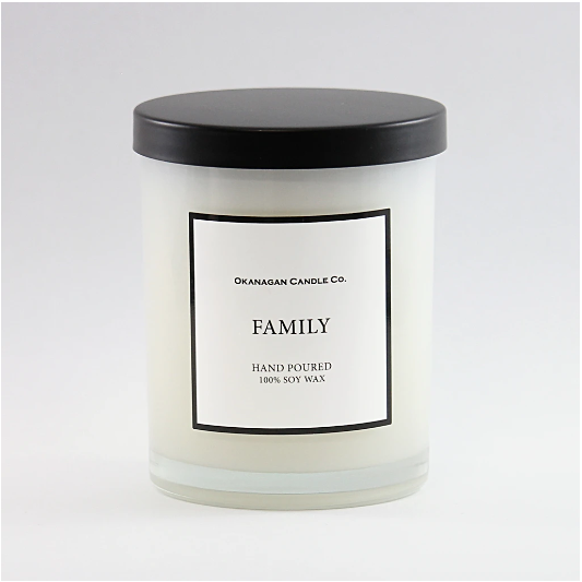 Gift - Okanagan Candle Co. - Family Candle
