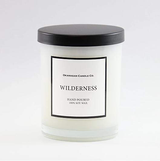 Gift - Okanagan Candle Co. - Wilderness Candle