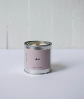 Gift - Mala The Brand Chai Candle