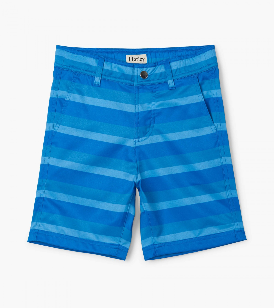 Shorts - Hatley Kids Stripe Quick Dry Shorts