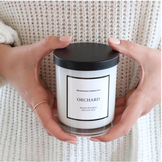 Gift - Okanagan Candle Co. - Orchard Candle
