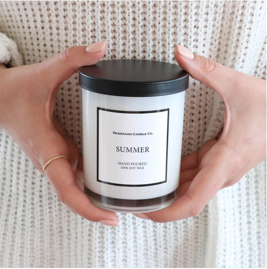Gift - Okanagan Candle Co. - Summer Candle