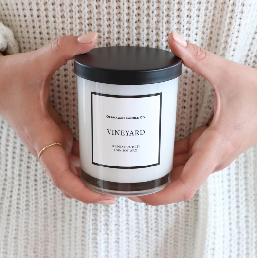 Gift - Okanagan Candle Co. - Vineyard Candle