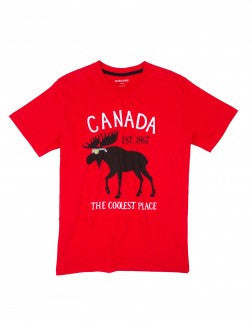 Top - Hatley The Coolest Place Tee