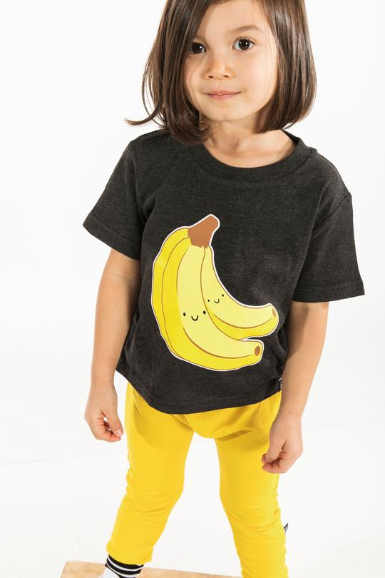 Top - Whistle & Flute Kids Kawaii Banana Bunch Tee