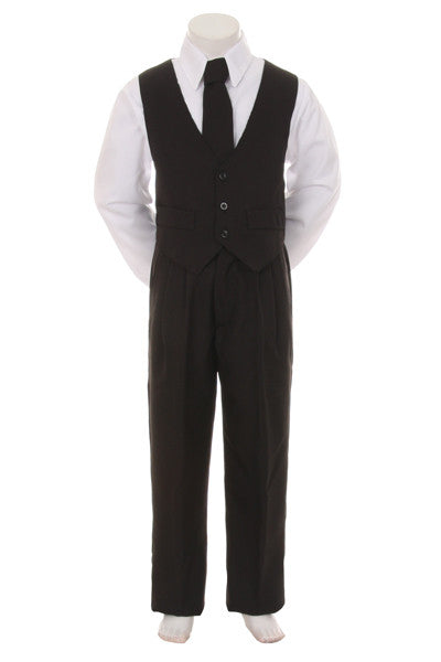 Outfit - Boys Suit With Tie