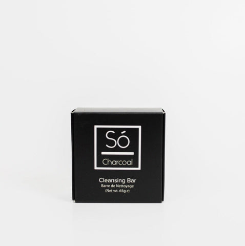 Bath & Beauty - So Luxury Charcoal Cleansing Bar