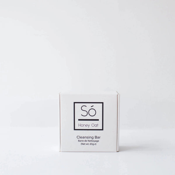 Bath & Beauty - So Luxury Honey Oat Cleansing Bar