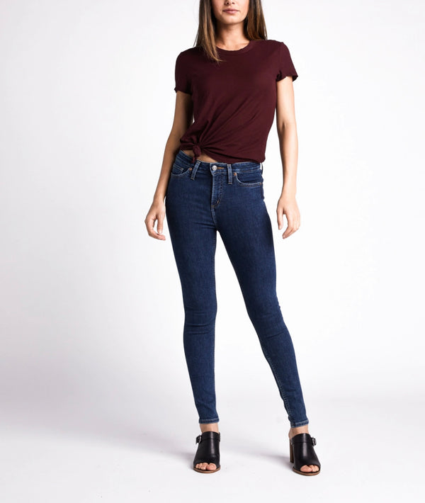 Pants - Silver Jeans High Note Denim Skinny Jeans