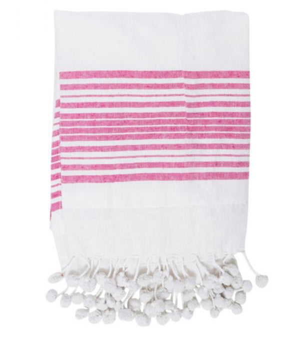 Accessory - Shiraleah Chicago Rose All Day Beach Blanket