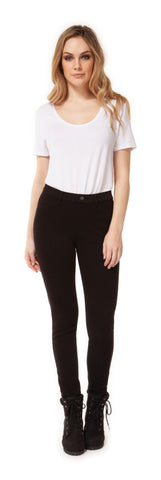 Pants - Dex Pull On Pocket Leggings