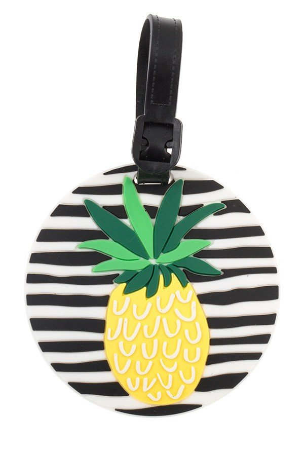 Accessory - Round Pineapple Luggage Accessory