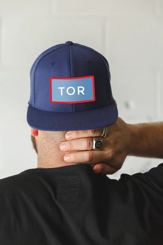 "Accessory - CDN ""New Blue"" TOR Baseball Snapback"
